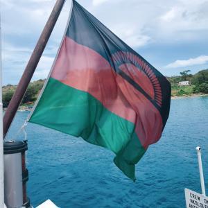 2019→2020はマラウイの離島で年越し