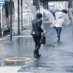 今週末はまた台風ですがまた東京メトロ南北線は影響しないのかな