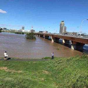 台風による人生初のの避難所生活〜荒川が氾濫しなくて本当によかった