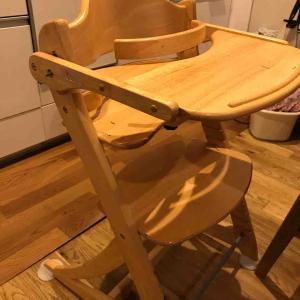 【オススメの赤ちゃんの椅子】キッズチェアの選び方をご紹介