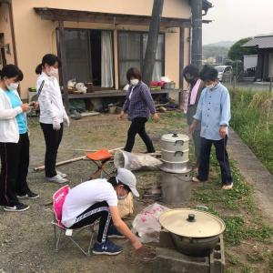3班〜米麹作りー