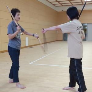 第59回獅子クィーンカリ訓練