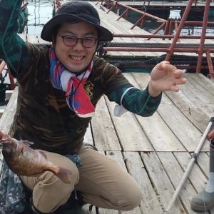 青年会海釣り訓練〜31匹のデカい鯛〜
