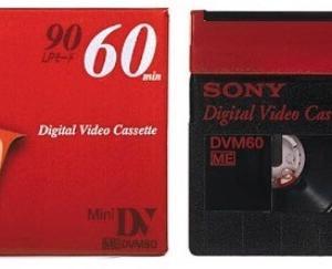 ビデオテープからDVDへダビング 思い出を鮮明に残すためには早くした方が良いです!
