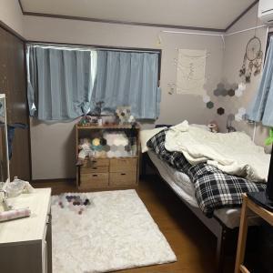 サロンオーナーお気に入りの家を快適に!4・長女の部屋