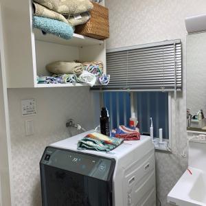 サロンオーナーお気に入りの家を快適に!5・洗面所