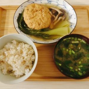 麺つゆで簡単!がんもの煮物と食べやすい豚足