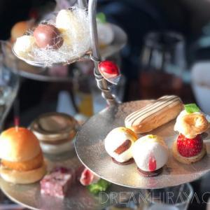 パレスホテル東京 プリヴェ 絶品アフタヌーンティー!最高のおもてなし&マロンシャンティも食べれる