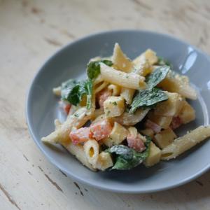 【レシピ】大好きなWhole Foods Marketデリレシピを再現★『スモークモッツァレラとペンネのサラダ』
