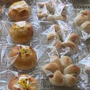 自粛期間中に受講した、オンラインクラス① – 『パン教室M's工房』で「お花のベーコンエピ」を習う♪