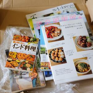 たった6日で届いたよ♪ – 日本のアマゾンから注文した本たち。