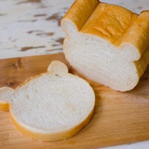クマ型食パンレシピの改良中&ブルーベリー酵母の仕込み。