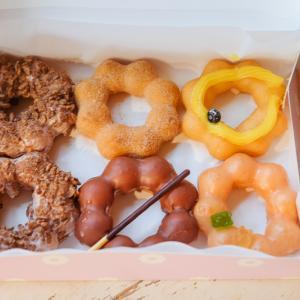 もちもちドーナッツの『Mochinut』、気に入った❤