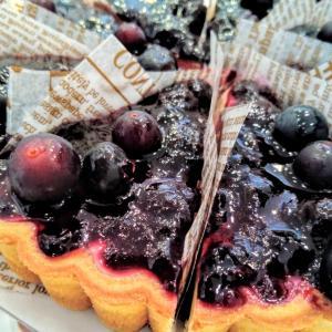 8月定休日ご案内/内灘砂丘で栽培された完熟ブルーベリー