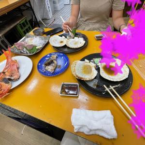 【黒門市場】美味しい魚を求めた日