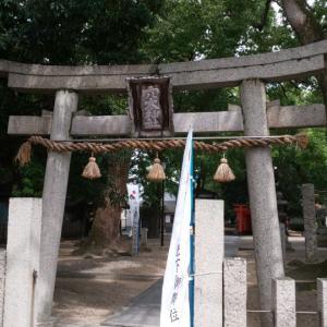 大阪府 (八尾市)    穴太神社