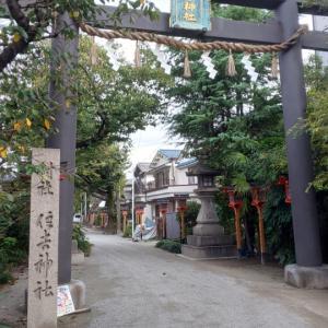 大阪府  (豊中市)      服部住吉神社
