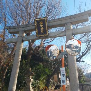 大阪府   (四條畷市)     国中神社