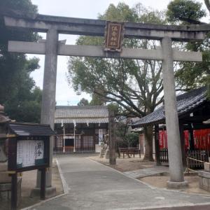 大阪府  (大阪市)     四貫島住吉神社