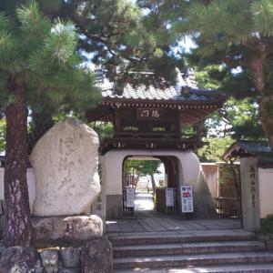 滋賀県   (大津市)    満月寺(浮御堂)