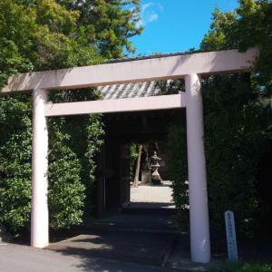 三重県   (松阪市)     御厨神社