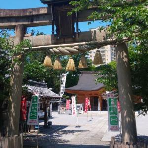 滋賀県  (草津市)     小汐井神社