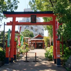 奈良県  (大和郡山市)    源九郎稲荷神社  2021
