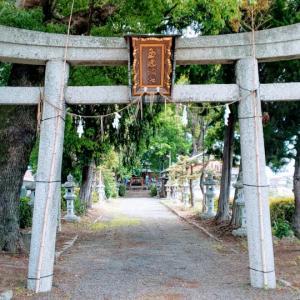 京都府  (久世郡)    玉田神社 2021