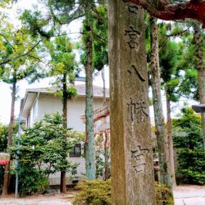 京都府  (久世郡)   若宮八幡宮  &  珠城神社