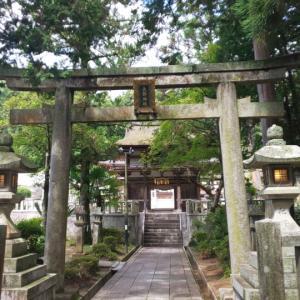 滋賀県  (栗東市)     大野神社