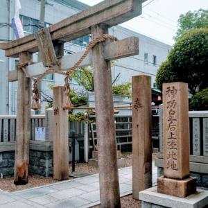 兵庫県  (神戸市)    三石神社  &  御崎八幡神社