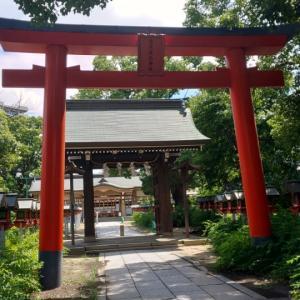 大阪府 (大阪市)     香具波志神社