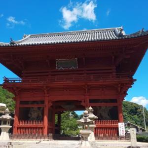 和歌山県  (紀の川市)   粉河寺