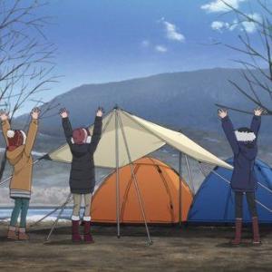 ゆるキャンΔ Season2 BS11(2/11)#06