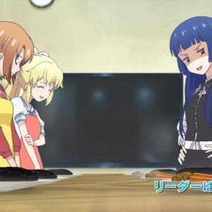 ソラとウミのアイダ TokyoMX(11/14)#07