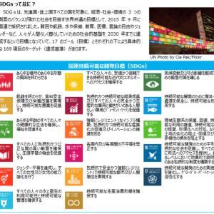 社労士も注目「SDGs(持続可能な開発目標)」