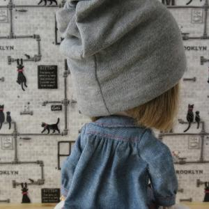 簡単ぐるぐる帽子の作り方
