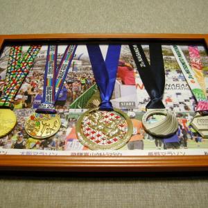完走メダル額の作り方