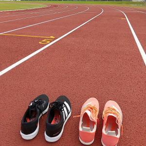 5000mに向けて練習をスタート