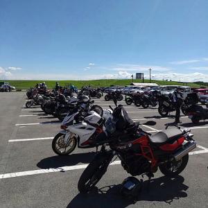 霧ヶ峰はバイクの聖地と好ランニングコース