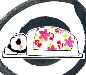 11月24日~11月28日 しょう みのり「白黒パンダ」展開催