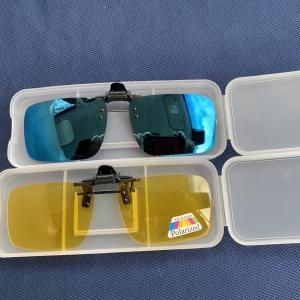 新装備偏光レンズ (`・ω・´)
