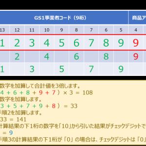 運営管理 ~H26-38 物流情報システム(6)バーコード~