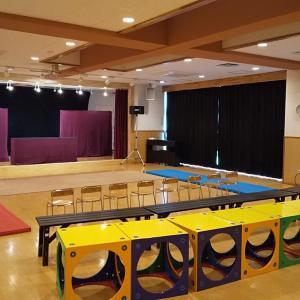 船橋市内の保育園さんで「赤ずきんちゃん」公演~♪
