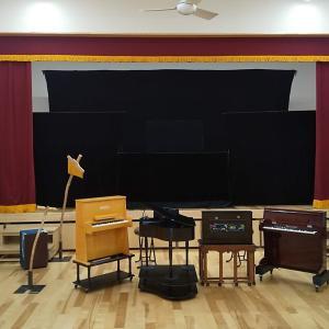 トイピアノ人形劇「アナンシと五」in熊谷市内保育園、盛況にて終演!