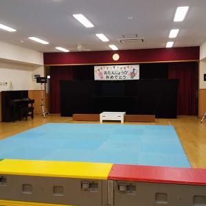 千葉市内の保育園さんで「おやゆび姫」公演!!