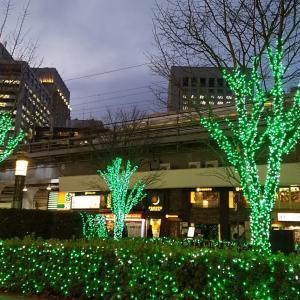 街はクリスマスモード~♪
