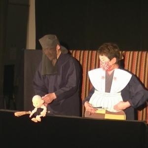 子どもプラザ成田主催「三枚のおふだ」公演、終了~♪