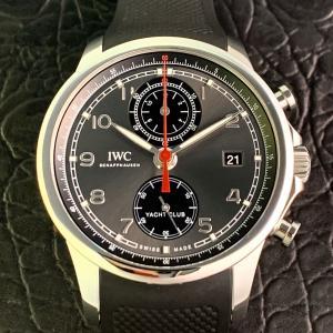 IWC ポルトギーゼ ヨットクラブ IW390503