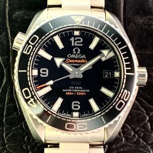 オメガ シーマスター 600 プラネットオーシャン215-30-40-20-01-001